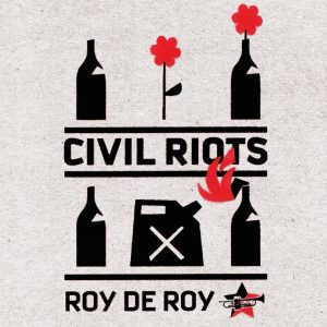 "CD ""Civil Riots"""